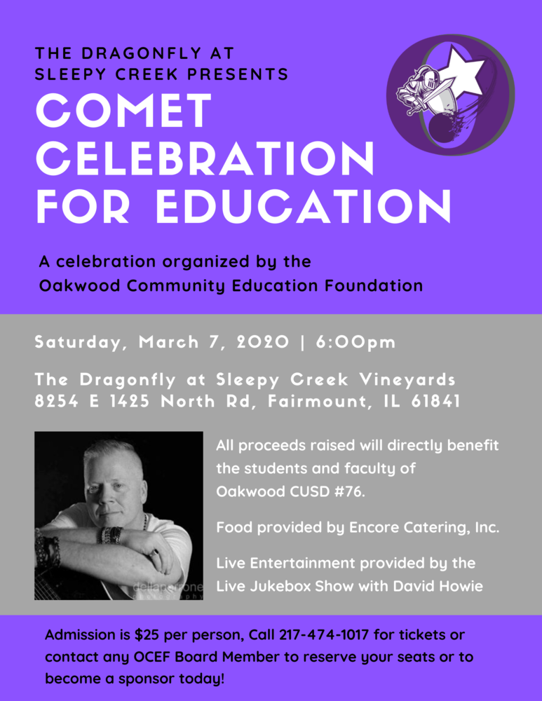 Comet Celebration For Education
