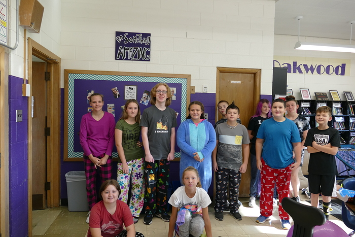 Mrs. Goodner & Ms. Steelman's Homeroom