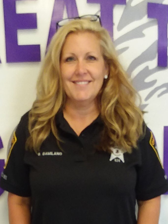 Oakwood CUSD #76 welcomes our new Student Resource Officer, Beth Damilano!