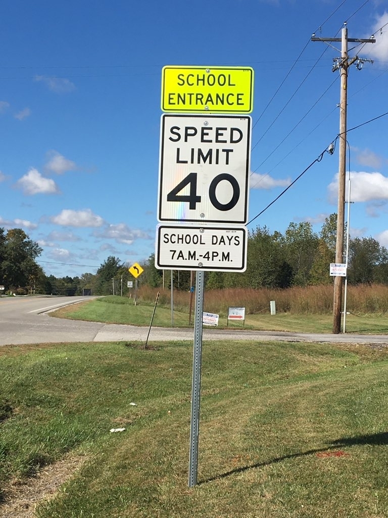 HS Speed Zone