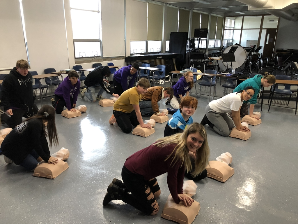 CPR in Health.